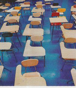 Classroom seats new yorker
