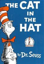 Cat-hat-book