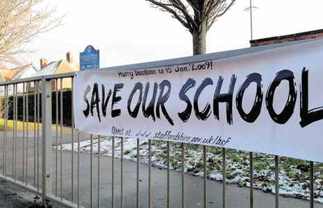 Saveourschool