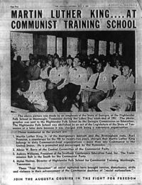 Commie-school