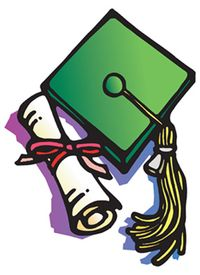 Green-graduation