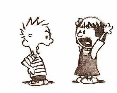 Image result for argument cartoon