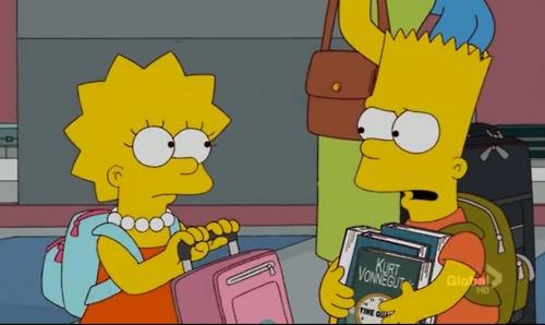 Bart and lisa