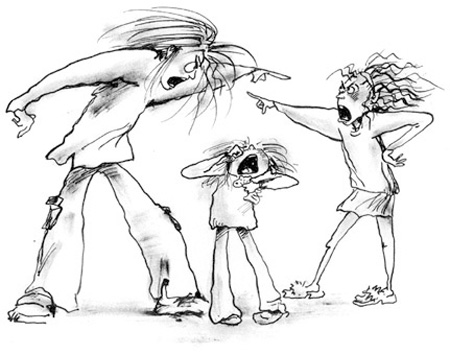 XCartoons-Shouting-Match