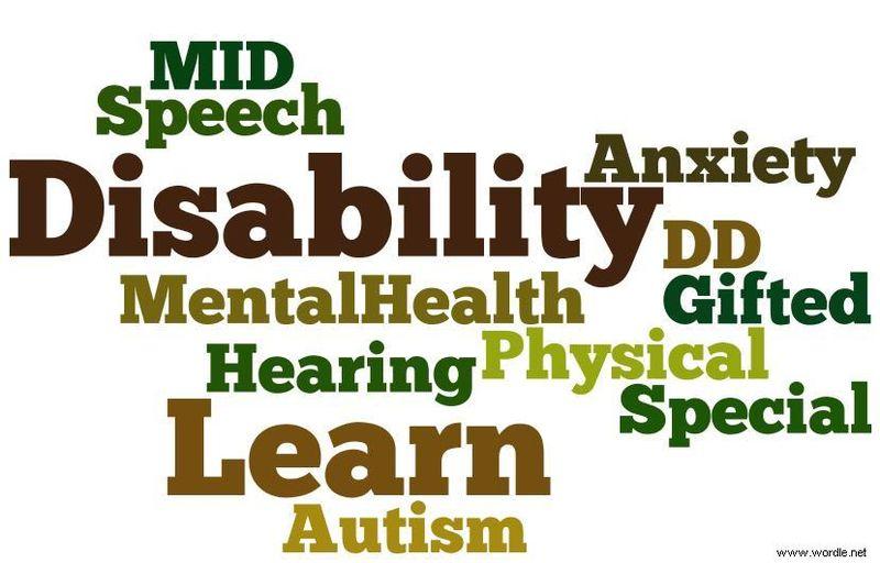 Special-Education-Wordle