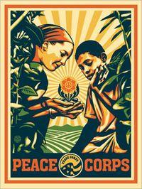 Shepard fery peace corps post