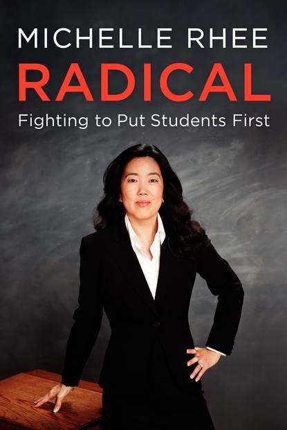 Michelle rhee book cover