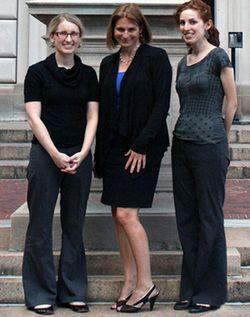 Spencer fellows 2010