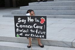 Common core protests steve rhodes flickr