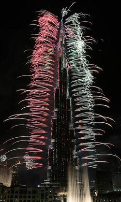 2013 dubai fireworks