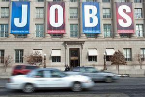 Jobs-sign
