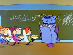Jetsons robot teacher via smithsonian pandodaily