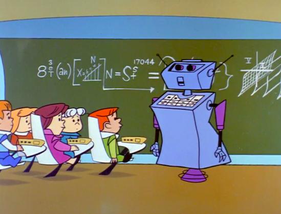Jetsons robot teacher via smithsonian pandodaily